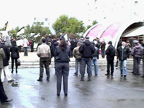 Марш несогласных 2007 трансвеститы