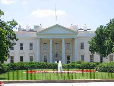 Белый дом. Фото: wikimedia.org