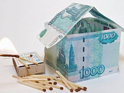 Объем выданных ипотечных кредитов в Российской Федерации вырос натреть