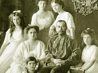 Секс в царской семье