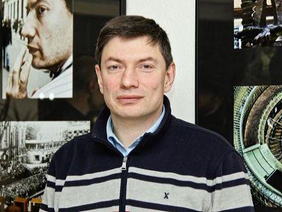 Игорь Эйдман. Фото из фейсбука Игоря Эйдмана