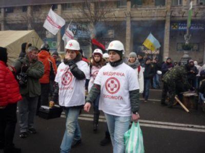 Протесты в Киеве. Фото: vg-saveliev.livejournal.com