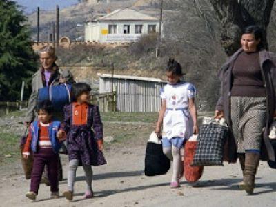 Беженцы. Фото m.ria.ru