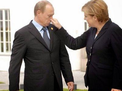 Путин, Меркель и Олланд обсудили конфликт на Донбассе. Отмечена важность создания демилитаризированных зон на линии соприкосновения, - пресс-служба Кремля - Цензор.НЕТ 5901
