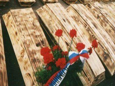 Похороны. Фото: lb.ua