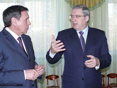 Путин назначил врио губернатора Красноярского края Александра Усса