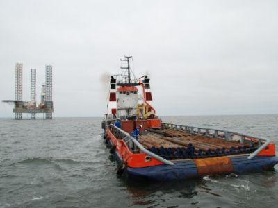 Газпром предложил китайцам месторождения нефти на русском шельфе