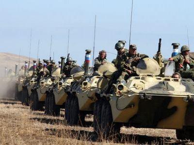 Подразделения МТО начали отрабатывать задачи обеспечения группировки войск вКрыму