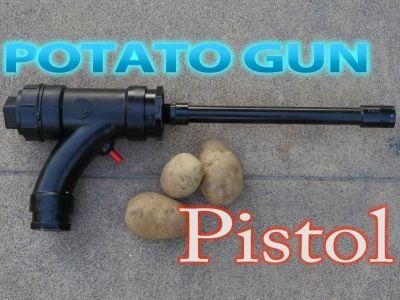 Картофельное оружие