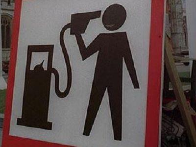 Ваннексированном Крыму прослеживается недостаток бензина