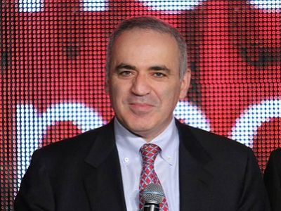 Гарри Каспаров. Фото: facebook.com/KasparovHome