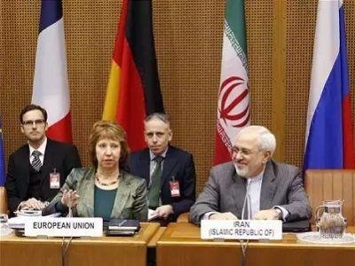 Представители Ирана и ЕС на переговорах. Источник - http://www.atomic-energy.ru/