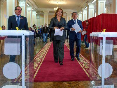 Верховный суд Татарстана отвергнул объявление «Яблока» оботмене итогов выборов в Государственную думу