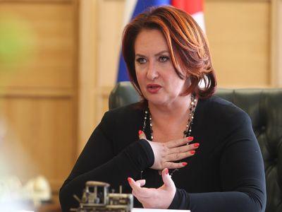 Прокуратура Швейцарии подтвердила арест счетов Елены Скрынник