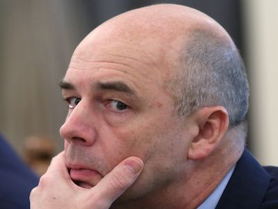 Силуанов. Фото: theins.ru