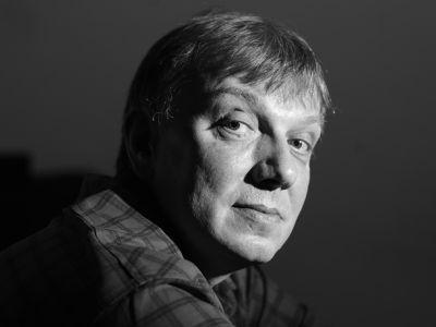 Алексей Мельников. Фото из личного архива