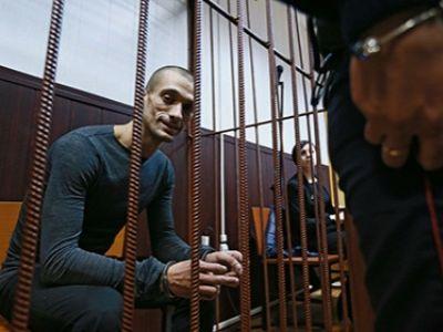 Обвинитель просит освободить Павленского отнаказания поделу оподжоге покрышек