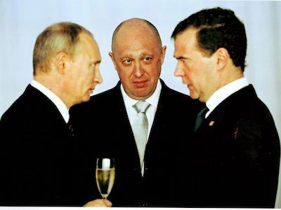 Миллиардер Пригожин подал всуд на«Яндекс» шесть исков