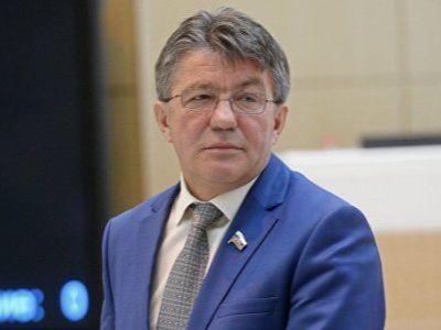 Озеров пояснил решение уйти сдолжности руководителя комитета Совфеда пообороне