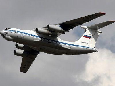 Самолет Ил-76. Фото: kollektsiya.ru.