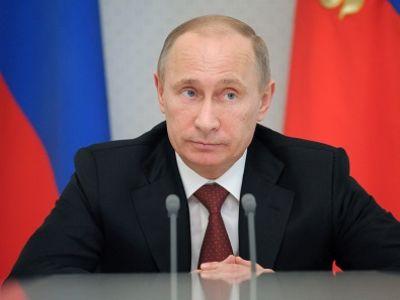В Российской Федерации растет число жителей, равнодушных к В.Путину— опрос