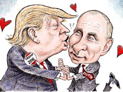 Очередной скандал с участием Трампа перед выборами в США: на видео он нецензурно намекает на близость с замужней женщиной - Цензор.НЕТ 6466