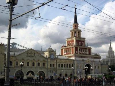 В российской столице эвакуировано несколько вокзалов