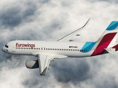 Лоукостер Eurowings уходит из РФ