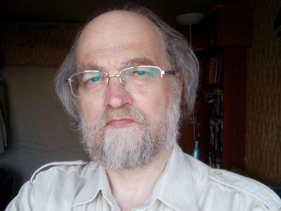 Александр Скобов. Фото из личного архива.