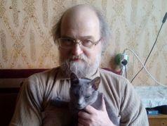 Александр Скобов. Фото с личного архива
