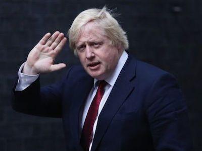 Визит Джонсона в Российскую Федерацию отложен из-за встречи глав МИД стран НАТО
