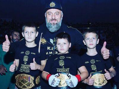 ВКремле прокомментировали скандал, разгоревшийся вокруг детских боев вГрозном