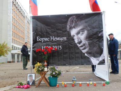 Вдень рождения Бориса Немцова показали фильм онем