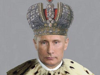 Путин будет править пожизненно!