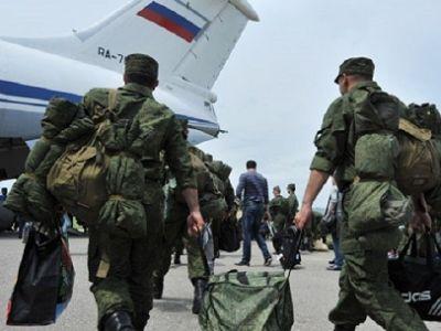 Российские военные в Сирии. Фото: polit.ru