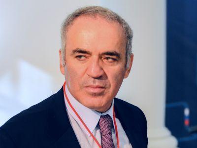 Гарри Каспаров на Втором Форуме свободной России. Фото: Каспаров.Ru