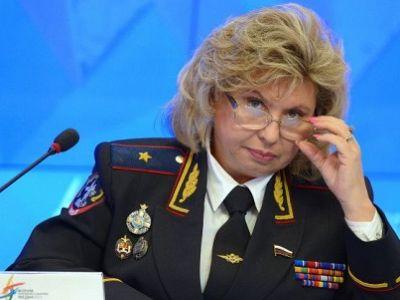 Татьяна Москалькова предложила репортерам спросить Ходорковского обусловиях вкарельской колонии