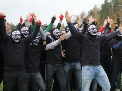 Русских футбольных хулиганов подозревали вподготовке «фестиваля насилия» наЧМ