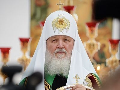 Отказ отсамого рождения детей несделает человека счастливым— Патриарх Кирилл