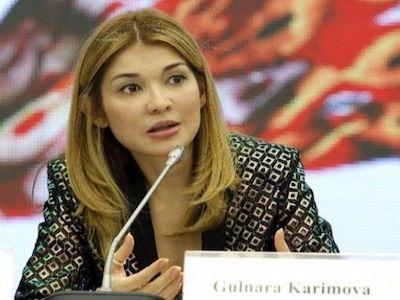 В Узбекистане арестовали дочь бывшего президента Гульнару Каримову