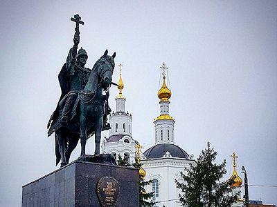 ВОрле суд отказал градозащитнику всносе монумента Ивану Грозному