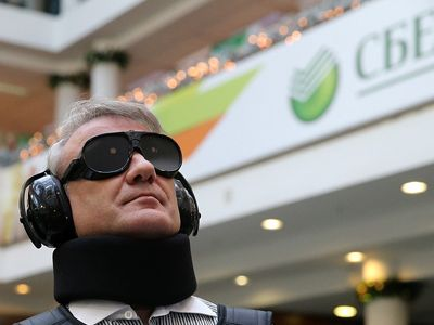 Герман Греф лично прорекламировал сервис Сбербанка для людей сограниченными возможностями