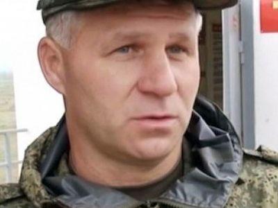Убитый вАлеппо русский военный советник похоронен вПодмосковье
