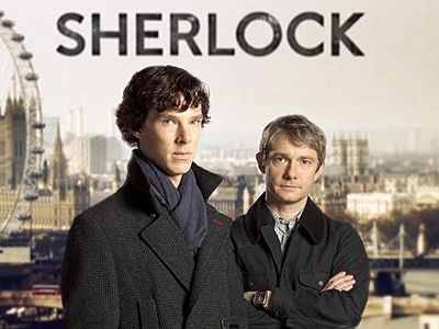 Создатели «Шерлока» попросили граждан России неспойлерить— Кража последней серии