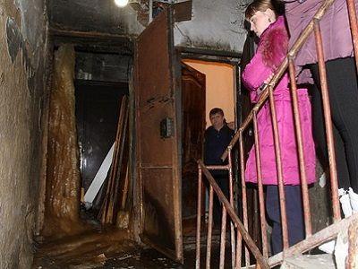 В результате обстрела боевиков за неделю были повреждены 144 дома и 8 многоэтажек, - глава Авдеевской ВГА Малыхин - Цензор.НЕТ 487