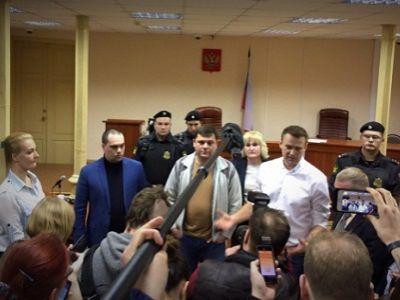 Защита Навального обжаловала повторный вердикт по«Кировлесу»
