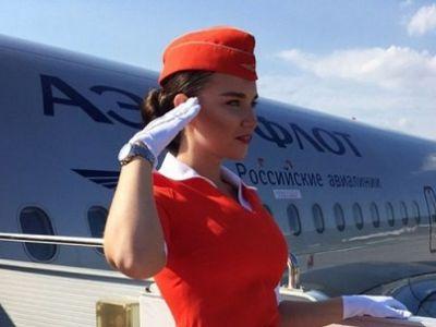 Мосгорсуд запретил «Аэрофлоту» брать наработу только стройных стюардесс