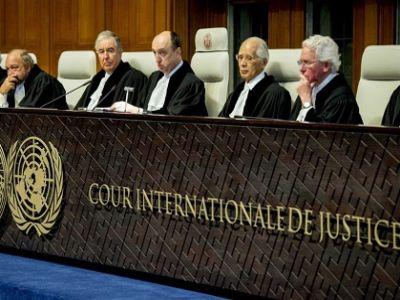 Суд вГааге начал рассматривать иск Украины к РФ