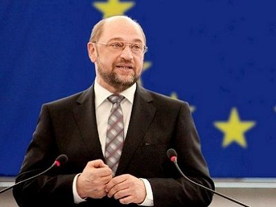 Мартин Шульц, лидер Социал-демократической партии Германии. Источник - radiopolsha.pl