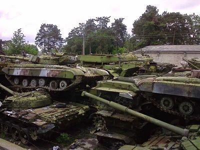 Минобороны попросило В. Путина  разрешить списывать вооружение «Ростеху»